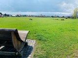 thumbnail - Blick auf Alpen und Beuerberg
