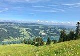 thumbnail - Blick oberhalb Starkatsgund zum Alpsee