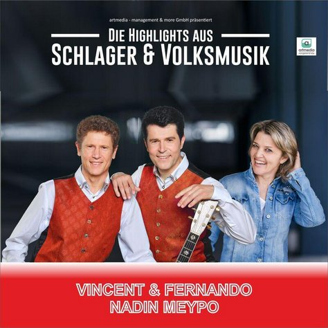 Die Highlights aus Schlager & Volksmusik
